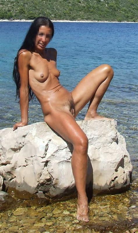 Exib And Sex Pleasure In Croatia Nude Beach By Ahcpl 20