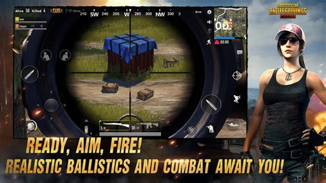 pubg mobile for pc android on mac and windows