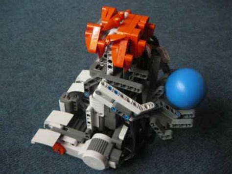 lego mindstorms nxt basketball playing robot youtube