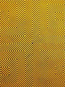Optical Illusions with Diagonal Lines