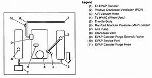 Where Can A Find A Hose Diagram For The Air Pump On A