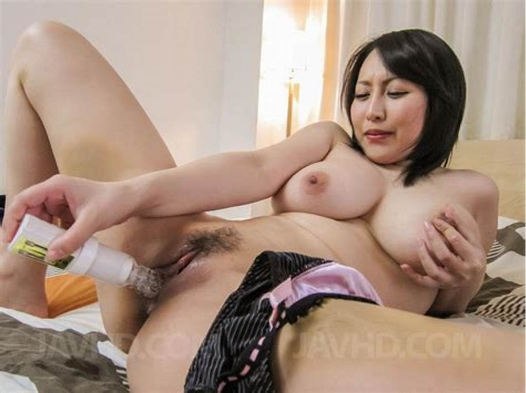 #Yuuna #Hoshisaki #Rubs #Her #Nipples #And #Takes #Cock #Between #Melons
