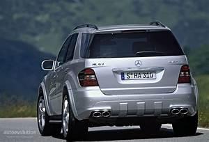 Laderaumabdeckung Mercedes Ml W164 : mercedes benz ml 63 amg w164 2005 2006 2007 ~ Jslefanu.com Haus und Dekorationen