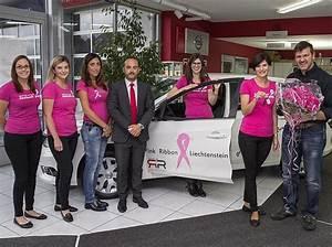 Nissan  U00abdenkt Pink U00bb - Auch In Mauren