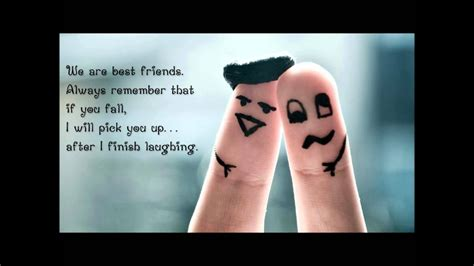 Quotes about Friendship - YouTube
