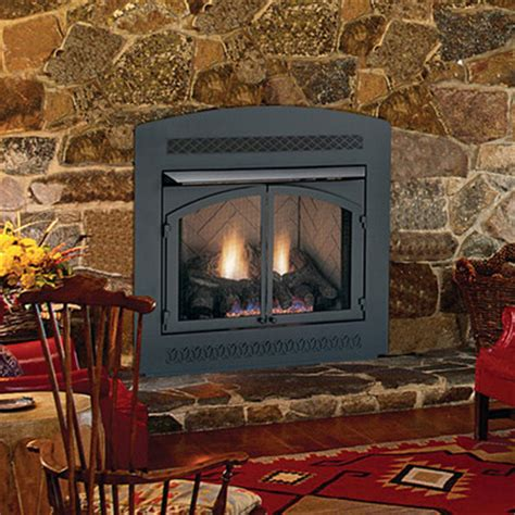majestic vent free fireplace majestic vent free gas fireplaces