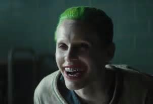 Jared Leto as Joker Suicide Squad