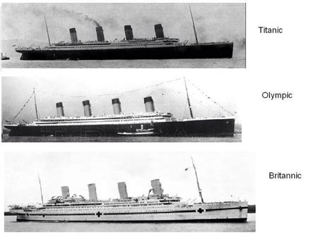 25 best olympic titanic britannic images on pinterest