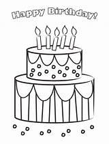 Birthday Printable Cards Printablee sketch template