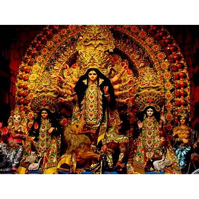 10 Forms Of Durga Puja Celebrated We Bet You Never Knew