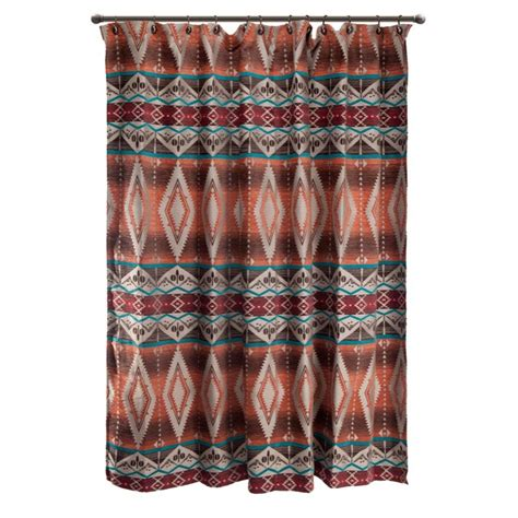 shower curtains sonoran sky shower curtain lone decor