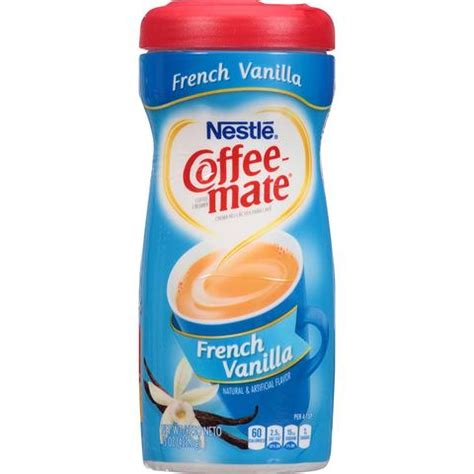 That is a great question, sandy! Nestle Coffee-Mate Hazelnut (15oz tub) - A Taste of the States