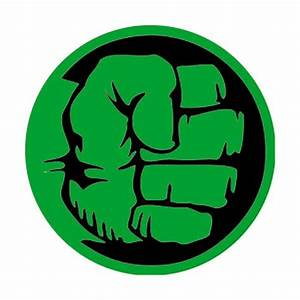 The Hulk Fist Button