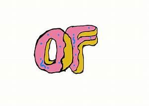 Odd Future Donut Wallpaper - WallpaperSafari