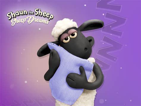 sheep dreams shaun  sheep