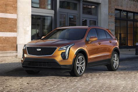 2019 Cadillac Xt4 Debuts With Turbo Power, $35,790 Price