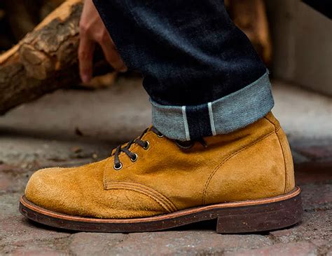 Chippewa Boat by The Chippewa Service Boot Is A Genuine American Classic