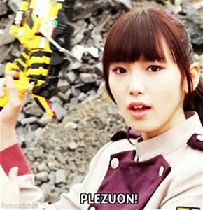 Renzo649 • The seafaring heroine! Kyoryu Violet!
