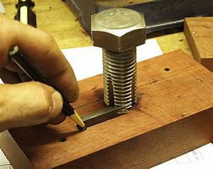 Make This: Shop Made Thread Cutter Man Made DIY Crafts