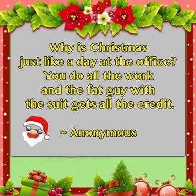 funny christmas quotes for work quotesgram
