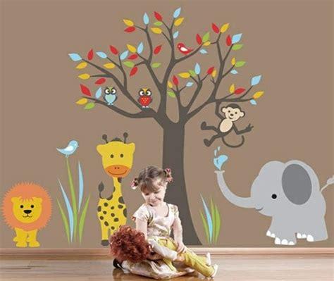 Babyzimmer Wände Gestalten Malen Motiv Vorlagen by Babyzimmer W 228 Nde Gestalten Malen Motiv Vorlagen