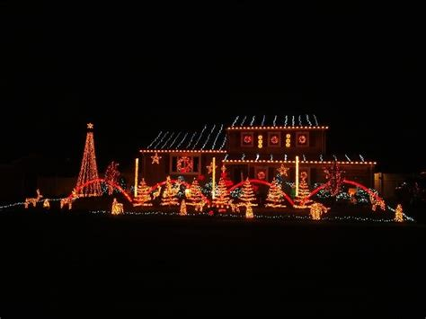 amazing grace light display gorgeous