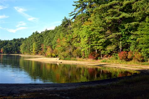 boston convention and visitors bureau greater merrimack valley walden pond state reservation