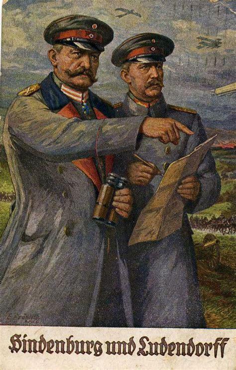 lemo bestand objekt hindenburg und ludendorff