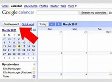HOW TO Use Google Calendar To Manage Your Different