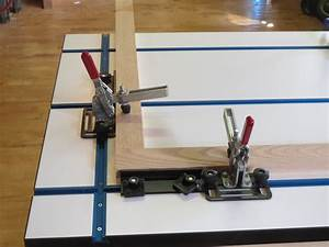 Rockler T-Track Tabletop - A Concord Carpenter