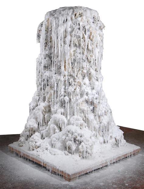 zheng guogu waterfall contemporary art