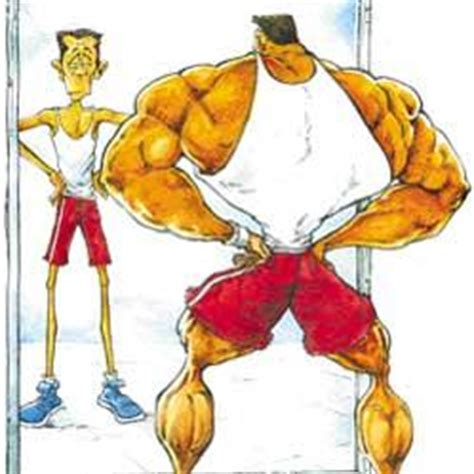 vigorexia  anorexia inversa la anorexia masculina