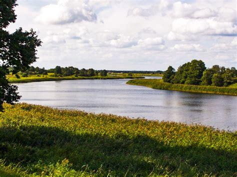 Lielākās upes Latvijā - LatviaRivers.com