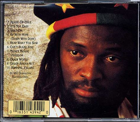 South african reggae musician and rastafarian. Rasta Reggae Music: Lucky Dube - House Of Exile