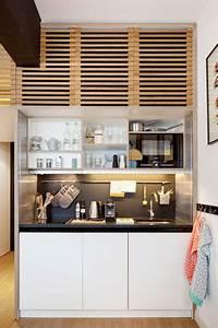 Aménagement d une cuisine déco avec une kitchenette