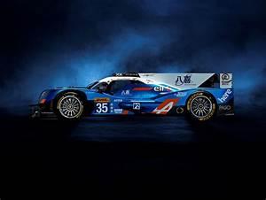 Wallpaper Renault Alpine A460, sport cars, Le Mans, LMP2