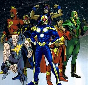 Champions (of Xandar) - Marvel Universe Wiki: The ...