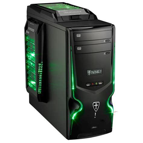 ordinateur bureau gamer pas cher advance x vert 8111bg0 achat vente boîtier pc