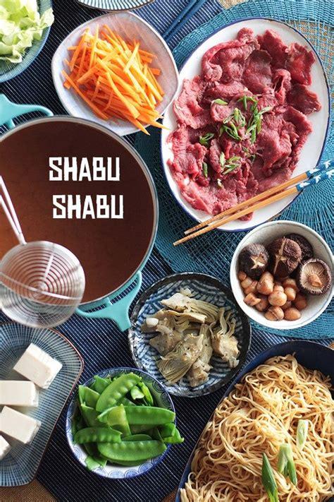 25 best ideas about shabu shabu on japanese
