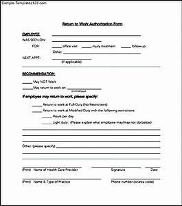 work authorization form example sample templates With documents establish employment authorization
