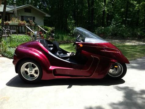 Buy Stallion Trike W/ford Motor And Running Gear On 2040-motos