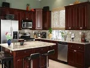 best 25 kitchen paint colors with cherry ideas on With best brand of paint for kitchen cabinets with gay wall art