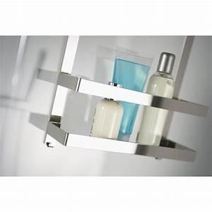 Haceka selection porte savon flacon pour douche a l for Porte flacon pour douche