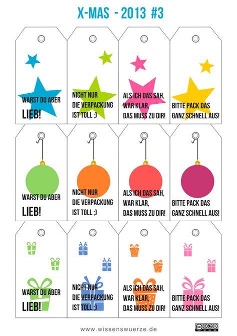 geschenkanhaenger weihnachten