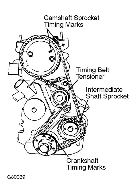 Set Timing Belt Bmw Marks Diagram