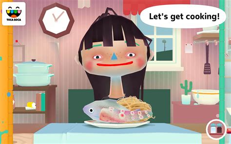 Toca Kitchen 2  Import It All