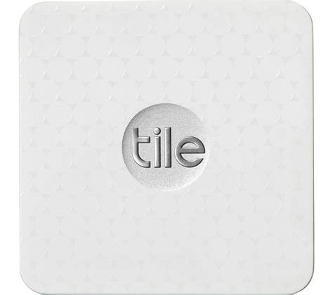 Buy Tile Bluetooth buy tile slim bluetooth tracker white free delivery