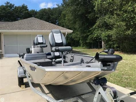 Fishing Guide Boat For Sale by Lowe Fishing Boat Boats For Sale