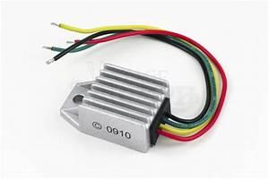Regulator For Lucas Generator- 12v Neg Ground