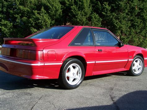 1988 Ford Mustang Other Pictures Cargurus